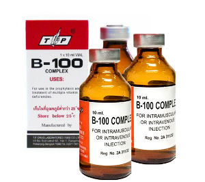 How do you inject B-100 Complex?