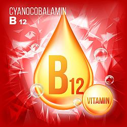 vitamin b12 cyanocobalamin liquid drop