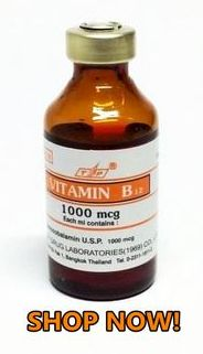 B12 1000mcg 10ml Vial - Buy B12 injection